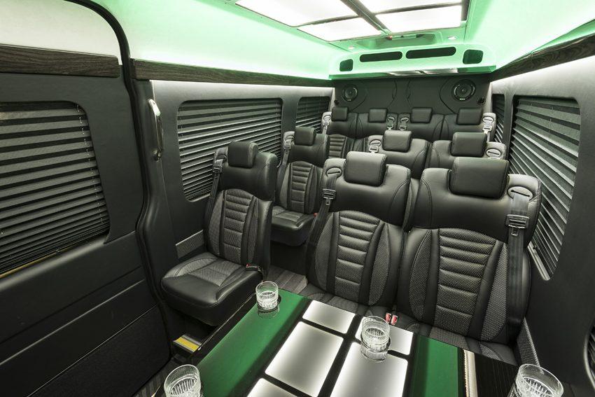 Mercedes Van Rental Dallas >> Van Rental Dallas   Executive Van   Sprinter Van   Arlington