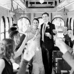 Dallas Wedding Trolley