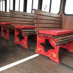 Interior Trolley Bus