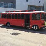 Dallas Trolley Bus