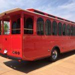 Trolley Bus Ft. Worth