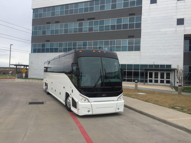 Charter Bus Dallas