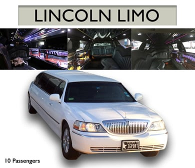 LINCOLN STRETCH LIMOUSINE