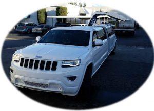 Jeep Limo
