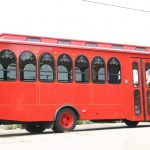 Trolley Bus Dallas
