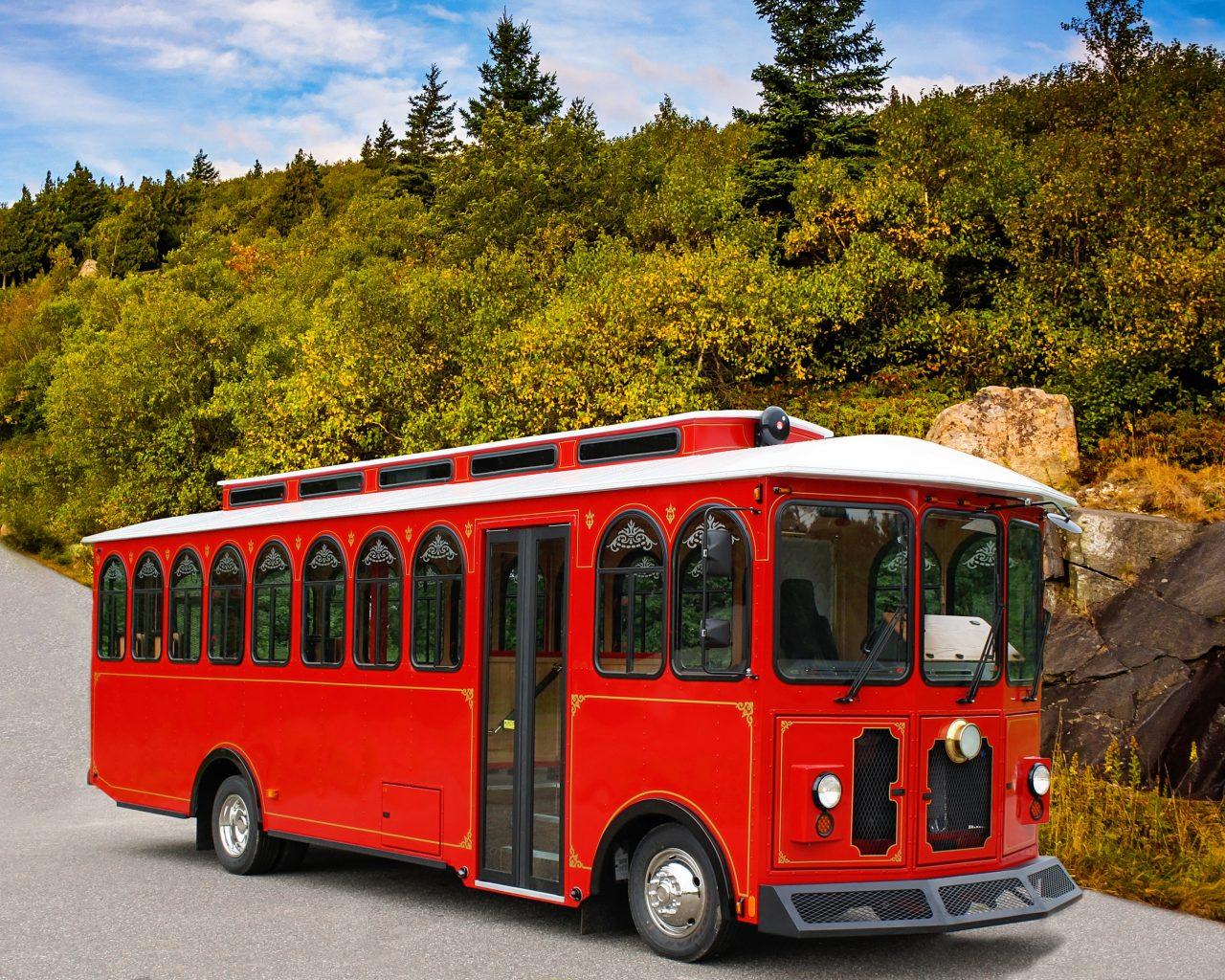 trolley bus dallas fort worth dallas trolley rental service