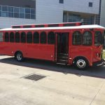 Dallas Trolley Bus