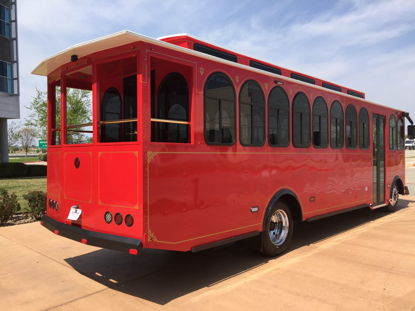 Trolley Bus Dallas | Fort Worth | Dallas Trolley Rental ...