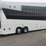 Charter Bus Dallas