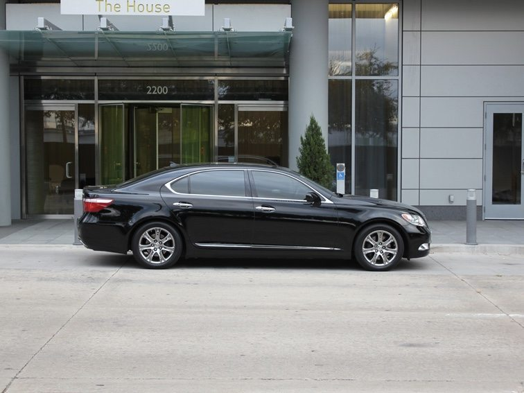 Lexus Ls 460 L Dallas Plano Frisco Fort Worth