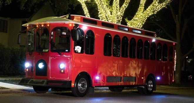 Christmas Light Tour Prairie Lights