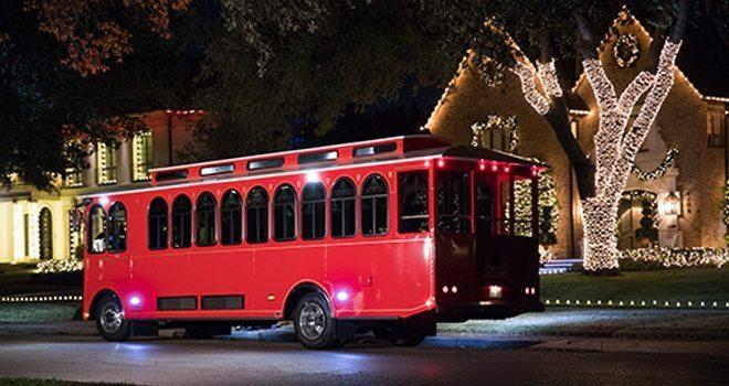 Christmas Light Tour Dallas
