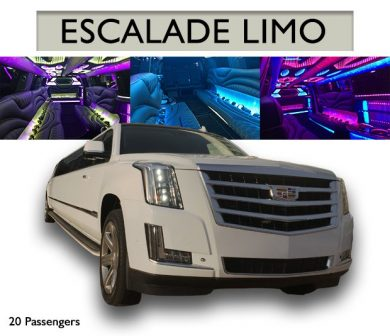 Escalade Limo Dallas