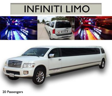 Infiniti Limo Dallas