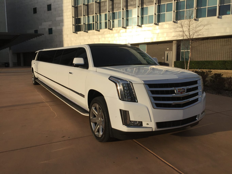 Escalade Stretch Limo Rental Dallas Suv Limousine Fort