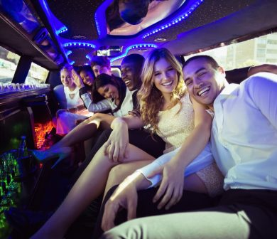limo rental company
