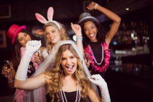 bachelorette party bus